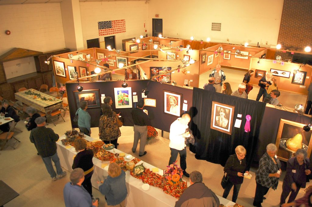 The Foothills Art Festival