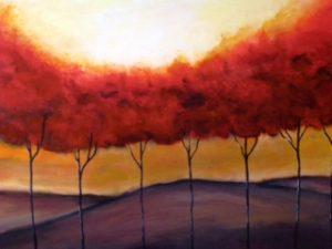 Artist Sherry Betschel
