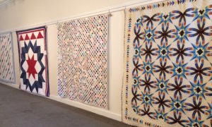 The Apple Country Quilt Show opens on Friday, July 14 at 7 p.m. and runs until August 20 at the Markay Cultural Arts Center. Several quilts are on display. The Markay Gallery is open Wednesday to Friday noon to 5 p.m. and on Saturday and Sunday from 1 to 3 p.m. The Markay Cultural Arts Center is located at 269 E. Main St., in Jackson.