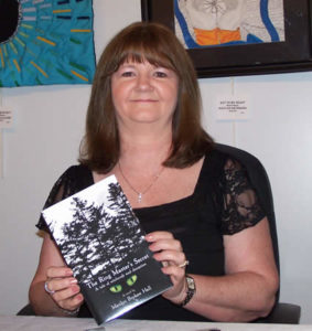 """Marilyn Brokaw Hall during the Markay Book Signing for """"The Ring Master's Secret."""""""